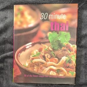 30 Minute Thai Cookbook